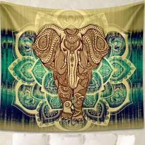 Other - Wall Hanging Elephant Tapestry